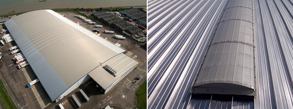 Filon Delivers Daylight To Lidl Distribution Centre Filon
